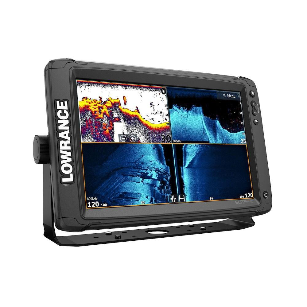 Эхолот Lowrance Elite-12 Ti2 Active Imaging 3in1 + Navionics Platinum