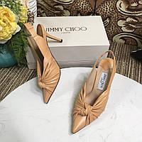 Туфли-лодочки Jimmy Choo Annabelle 85, фото 1