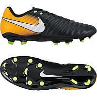 Футбольные бутсы Nike Tiempo Ligera IV FG 897744-008 , фото 1
