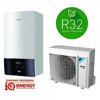 DAIKIN ALTHERMA 3 EHBХ08D9W + ERGA08DV (фреон R-32) отопление/охлаждение