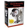 Муляж камеры видеонаблюдения Mock Security Camera ZL 2011 - камера обманка со светодиодом, фото 4