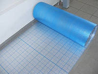 Мультифольга  для теплого пола 4.0 мм (теплоотражающий материал)