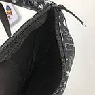 Сумка на пояс Бананка Zohra Разбойник (черная), фото 5