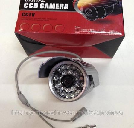 Камера видеонаблюдения NC-663E(540TVL) 12mm, фото 2