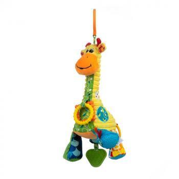 Музыкальная игрушка-подвеска Жираф Джина Balibazoo (Высота 26 см)