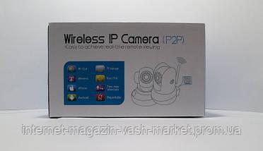 IP WiFi камера X8100 с удаленным доступом, фото 2
