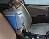 Уникальный портативный автохолодильник от прикуривателя Cooling Warm с функцией подогрева  12V, 7.5л, фото 4