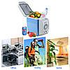 Уникальный портативный автохолодильник от прикуривателя Cooling Warm с функцией подогрева  12V, 7.5л, фото 6