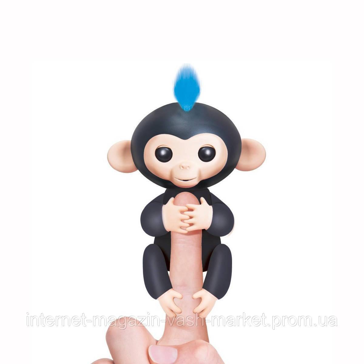 Интерактивная игрушка - обезьянка Fingerlings Monkey, Полный набор функций!