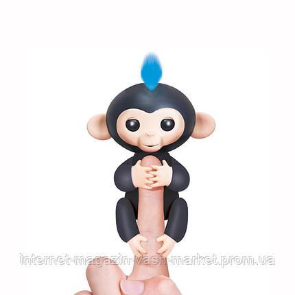 Интерактивная игрушка - обезьянка Fingerlings Monkey, Полный набор функций!, фото 2