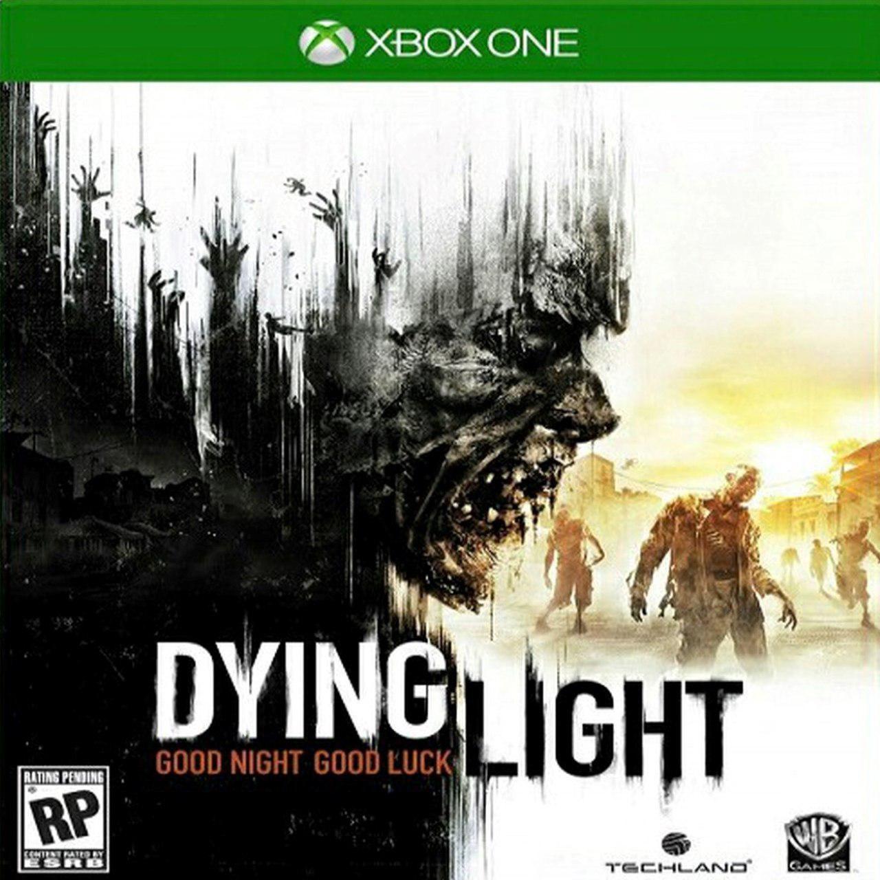 Dying Light  RUS XBOX ONE (Б/В)
