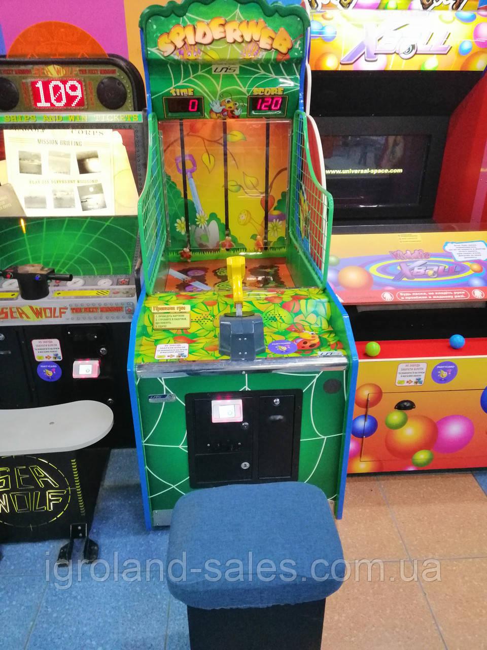 Игровой автомат интернет риа парк детские игровые автоматы