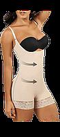Корректирующий комбидресс Slim Shapewear, белье комбидресс для похудения
