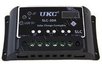Контроллер для солнечной панели Solar controler LD-510A 10A UKC