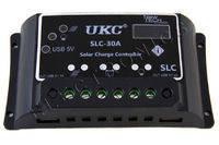 Контроллер для солнечной панели Solar controler LD-510A 10A UKC, фото 2