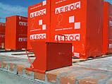 Газобетон 150х288х610 Д500 Aeroc (Обухів), фото 4