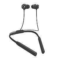 ✓Bluetooth гарнитура Bluedio TN2 Black беспроводная с микрофоном для музыки и разговоров спортивная вакуумная