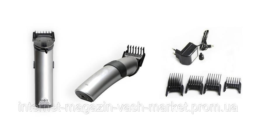 Машинка для стрижки волос Toshiko TK-609, Качество, фото 2