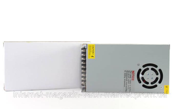 Адаптер 12V 20A METAL (36), фото 2