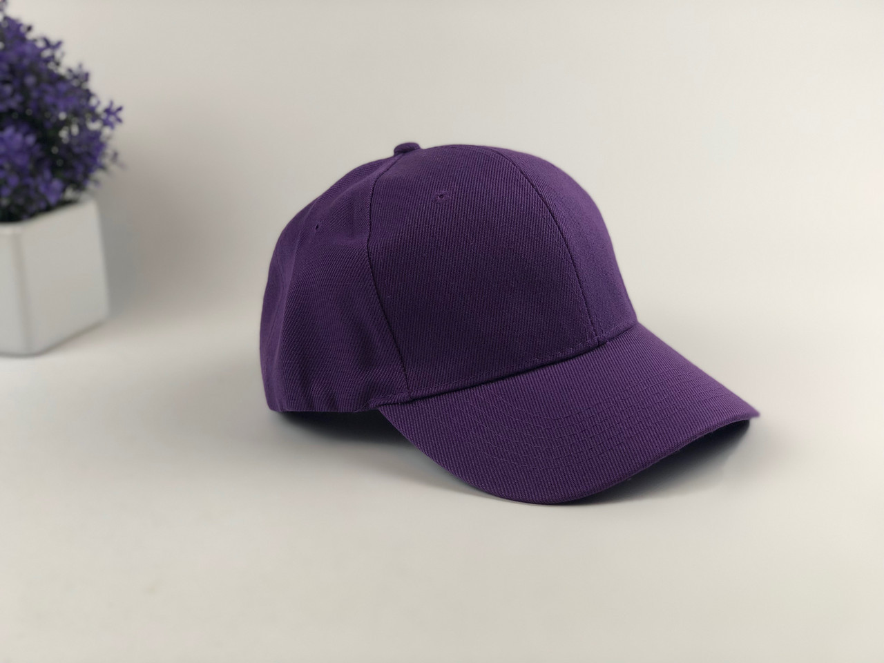 Кепка бейсболка Style (фиолетовая)