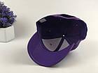 Кепка бейсболка Style (фиолетовая), фото 4