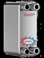 "Паяный теплообменник SWEP B5THx30/1P-SC-M 4х3/4""&16"