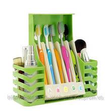 Органайзер для ванной комнаты Multifunctional Health Toothbrush, Качество
