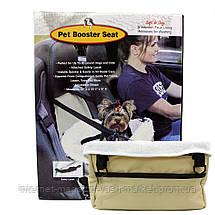 Сумка зимняя для собачек Pet Booster Seat, Качество, фото 3