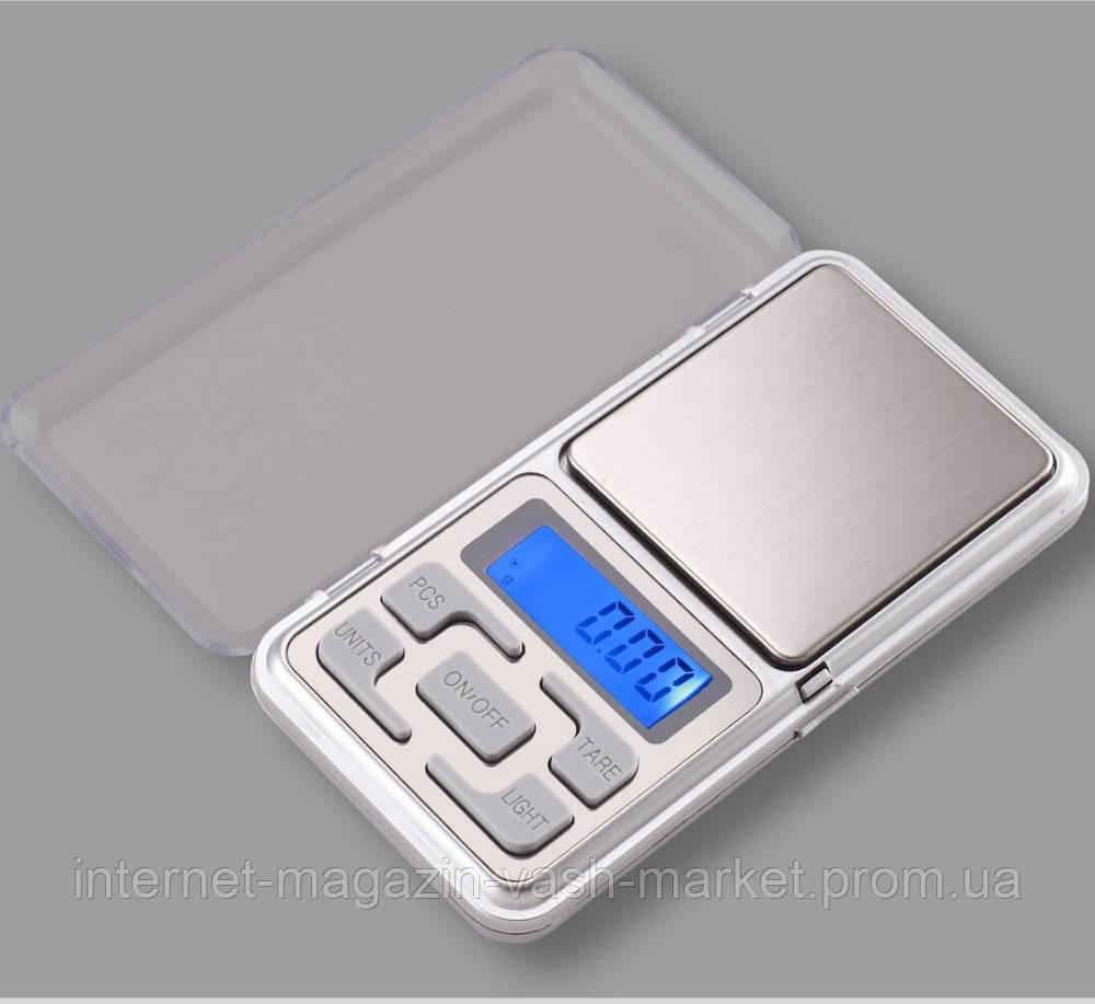 Карманные ювелирные весы 0,1 - 500гр + батарейки., Качество