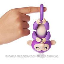 Интерактивная игрушка - обезьянка Fingerlings Monkey, Полный набор функций! Скидки, фото 3