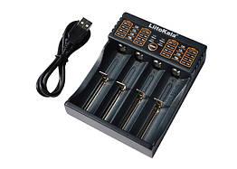 Универсальное зарядное устройство LiitoKala Lii-402