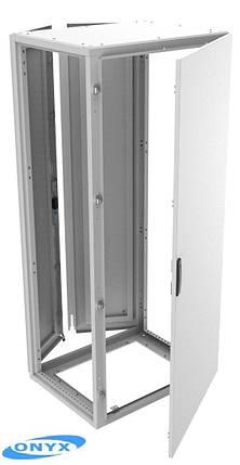 Шкаф ONYX ШН220806/1ДC/1Д IP40 (2200х800х650мм), фото 2