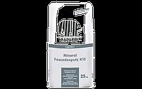Сухая минеральная штукатурная смесь белого цвета Capatect Mineral Fassadenputz K, R