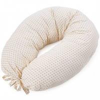 Подушка для кормления новорожденных и беременных Veres Sleepyhead 65х70