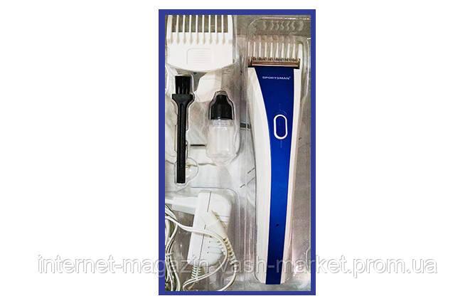 Машинка для Стрижки Волос Sportsman SM 621, фото 2
