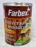 Лак ПФ 170 Universal Woodcare Premium Farbex 0,75л