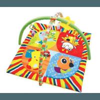 Детский развивающий коврик для малышей арт. 898-307B/308B