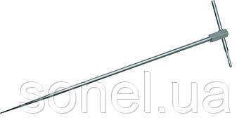 Зонд вимірювальний для забивання в грунт 80 см.