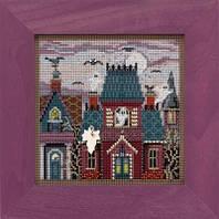 Набор для вышивки Ghost Town / Город призраков Mill Hill