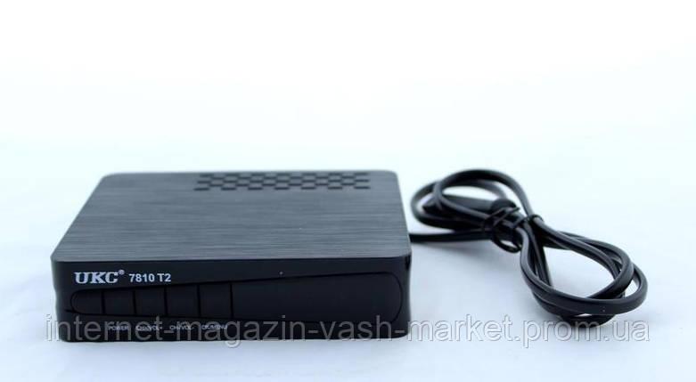 Тюнер DVB-T2 7810, фото 2