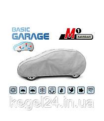 """Чехол-тент для автомобиля """"Basic  Garage"""" размер M1 Hatchback ОРИГИНАЛ! Официальная ГАРАНТИЯ!"""