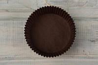 Тарталетка коричневая 9