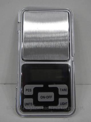 Ювелирные весы MH-200 (200g±0.01), фото 2