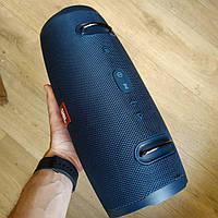 Портативная Bluetooth Колонка JBL Xtreme 2 black темно синяя, беспроводная акустика джбл