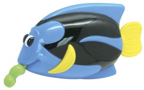Игрушка для ванной «Рыбка с червячком» 65096