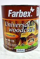 Лак ПФ 170 Universal Woodcare Premium Farbex 2,5 л
