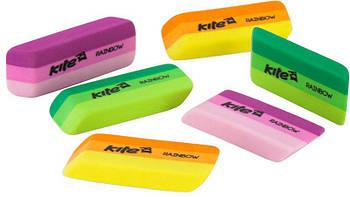 Ластик-резинка KITE мод 103 Rainbow в ассортименте K16-103
