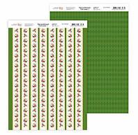 Бумага для дизайна Роса Talent А4 250г/м двухсторонняя Магия роз-2 5310026