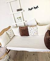 Комплект бортиков в кроватку