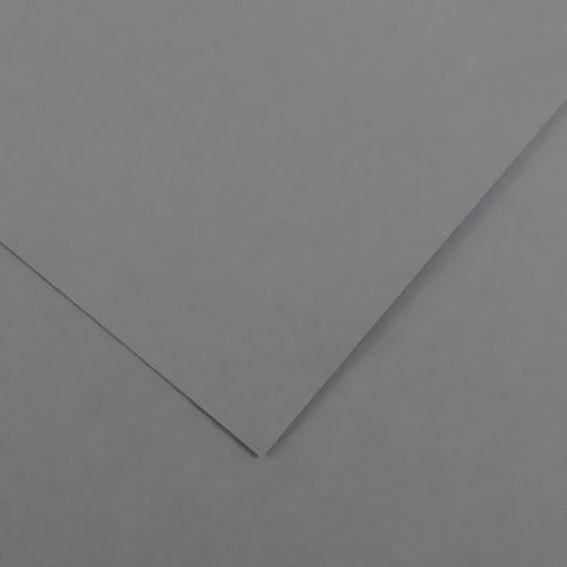 Бумага цветная Canson Colorline А4 150г Серая темная CON-200041035RR